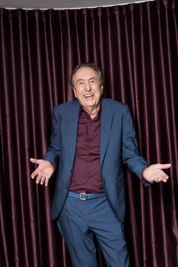 "Eric Idle: ""Lachten we, dan was de sketch goed."""
