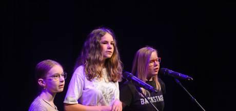 Plezier in zingen is enige voorwaarde voor een spetterend optreden tijdens A star is Born(e)
