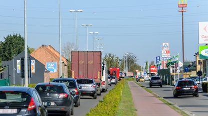Leuvensesteenweg is bron van sluipverkeer