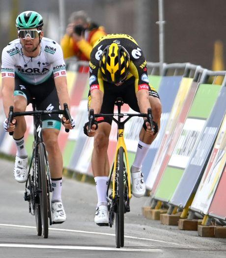 Sprint ultra-serré et victoire de Wout Van Aert devant Pidcock