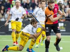 Oranje-Rood naar halve finales Euro Hockey League