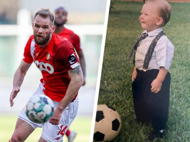 """Vader Klauss, die João deze bal voor zijn eerste verjaardag gaf: """"Zijn droom? De Seleçao"""""""