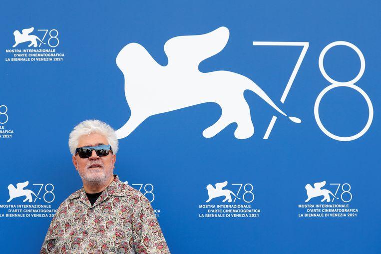 De Spaanse regisseur Pedro Almodóvar. Beeld Reuters