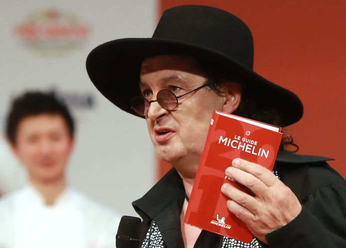 In februari 2018 was Marc Veyrat nog blij met Michelin. Zijn restaurant kreeg in dat jaar drie sterren