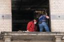 Het parket laat de oorzaak van de brand onderzoeken door een deskundige.