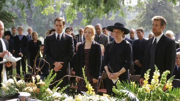 'Six Feet Under' Beeld HBO