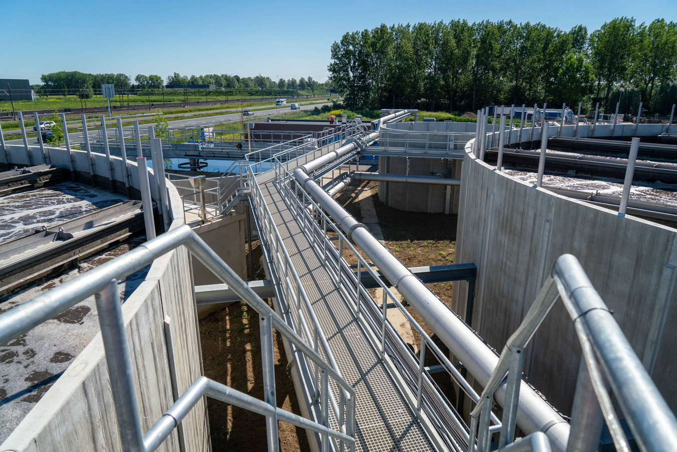 De uitgebreide waterzuivering in Dodewaard maakt Lienden overbodig.