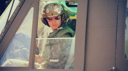 """Filip kocht een Amerikaanse helikopter uit de Vietnamoorlog en lanceert crowdfundingactie om die te restaureren: """"Dit stukje erfgoed moet bewaard blijven"""""""