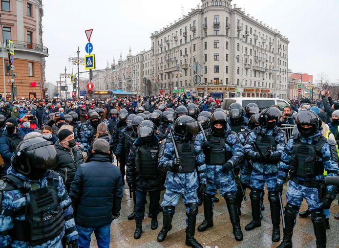 Moscou, 23 janvier