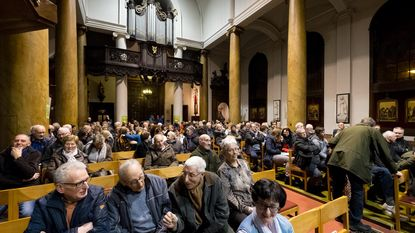 Geen erediensten meer in kerk Wintam