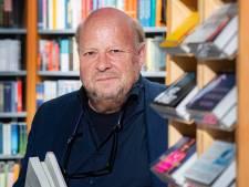 Hans Peters geëerd omdat hij in Nijmegen literatuur op de kaart zet