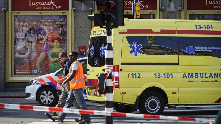 De werkdruk bij het ambulancebedrijf is hoog en met de arbeids- en rusttijden is het soms slecht gesteld. Beeld anp