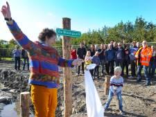 'Velen dromen ervan, maar zij doen het, zij bouwen een ecologisch wijk'