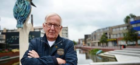 Gerrit van Woudenbergh stopt als voorzitter van centrumwinkeliers in Almelo: 'Ik was niet altijd die aardige man'