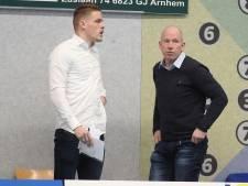 Emiel Broenink komt en gaat bij Oost-Arnhem: 'Ron is bijna een genie'