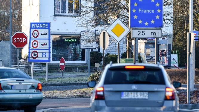 Frankrijk controleert op negatieve coronatesten bij grensovergang, maar wat als je volledig gevaccineerd bent?