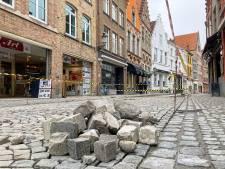 """Brugge is één bouwwerf en daar kiest de stad zelf voor: """"Coronacrisis is hét moment, dan kunnen we er straks dubbel en dik van genieten"""""""