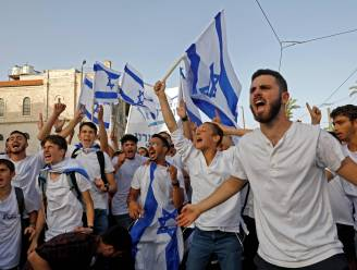 Omstreden Joodse mars in Jeruzalem geannuleerd na rellen met meer dan 300 gewonden