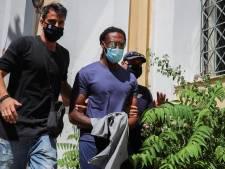 Le défenseur de l'Olympiakos Ruben Semedo accusé de viol par une jeune fille de 17 ans