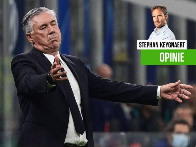 """Onze chef voetbal heeft te doen met Eden Hazard: """"Wedstrijd toonde dat Ancelotti zich mispakt had"""""""
