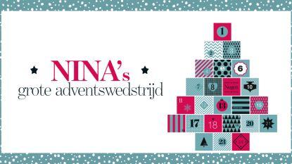 Dag 10: doe mee aan NINA's grote adventswedstrijd!