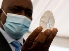 Botswana juicht om superzeldzame diamant, mogelijk derde grootste ooit: 'Dit geeft ons hoop'