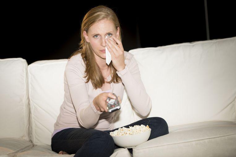 Kan u geen film bekijken zonder te snotteren? Dan bent u mogelijk hoogsensitief.