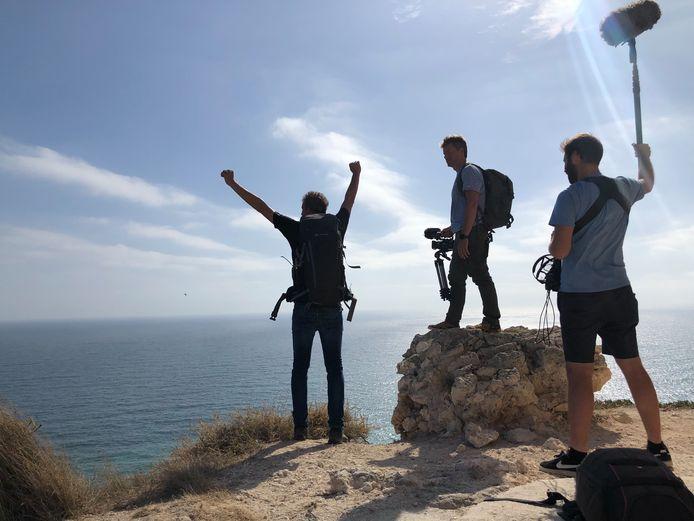 'Dwars door de Middellandse Zee'