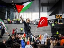 Politiek geschrokken van antisemitische leus tijdens Palestina-demonstratie: 'Mogelijk strafbaar'