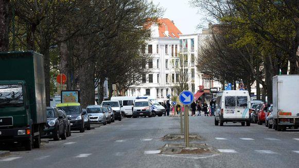Archiefbeeld: huiszoekingen in Etterbeek in kader van het onderzoek naar de aanslagen in Parijs en die in Brussel op 22 maart.