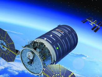 NASA gaat brand stichten in de ruimte