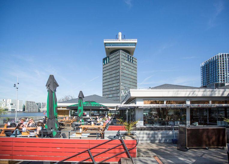 De Tolhuistuin maakt zich al op voor de zomer Beeld Eva Plevier