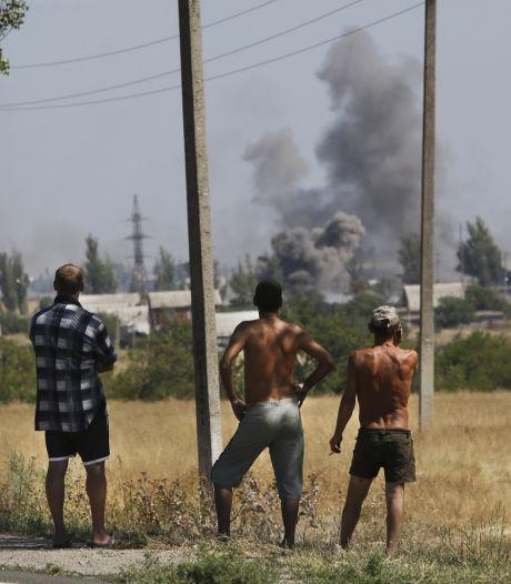La Russie dément la présence de ses troupes en Ukraine