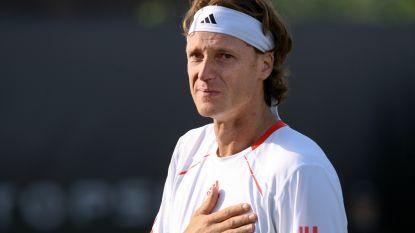 Dick Norman wordt toernooidirecteur ATP Antwerpen