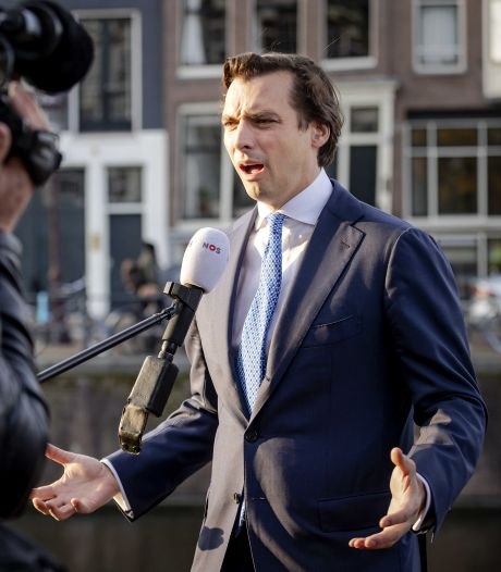 Baudet wil van geen wijken weten: 'Er is een coup gaande'