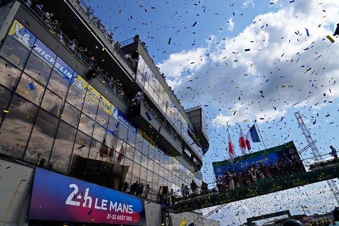 De finale van de virtuele Le Mans wordt dit jaar op locatie gehouden.