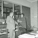 Overval op de Boerenleenbank in Vessem in 1968