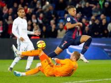 PSG moet kampioenschap nog even uitstellen na gelijkspel tegen Strasbourg
