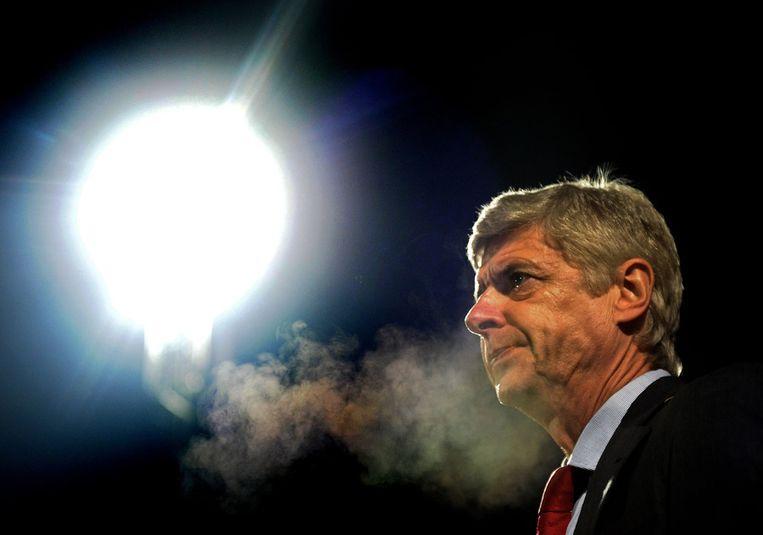 Arsene Wenger. Beeld getty