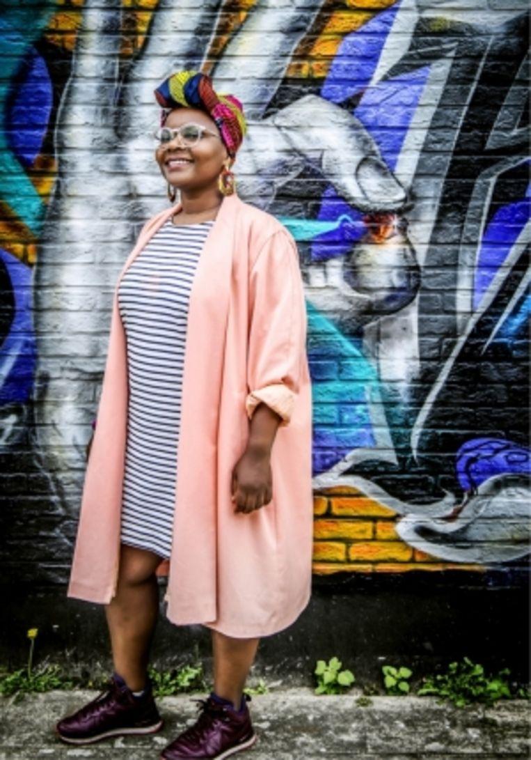 Nyira Hens: 'Zonder Grenzen solt met emoties, terwijl zij van zichzelf vinden dat ze schitterend werk leveren. Dat is caritatieve zelfbevrediging.' Beeld Geert Van de Velde