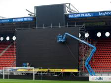 Vriendenkring FC Twente: Niet in de Arena? Dan groot scherm in Grolsch Veste