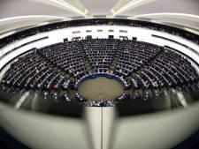 Des europhobes perturbent la session du Parlement à Strasbourg