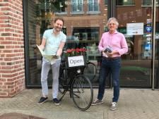 Fietsroute rond Hellendoorn met gedichten in september klaar