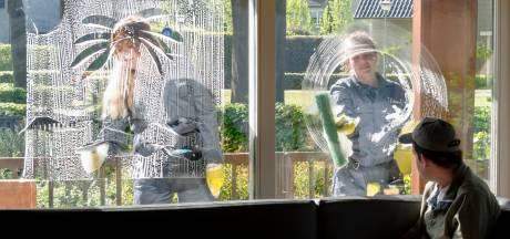 Glazenwassen kan héél bijzonder zijn: Kleinkijkacademie bij Severinus in Veldhoven