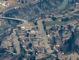 IN BEELD. Het Canadese dorp dat hitterecord brak en dag later volledig van de kaart werd geveegd door natuurbrand