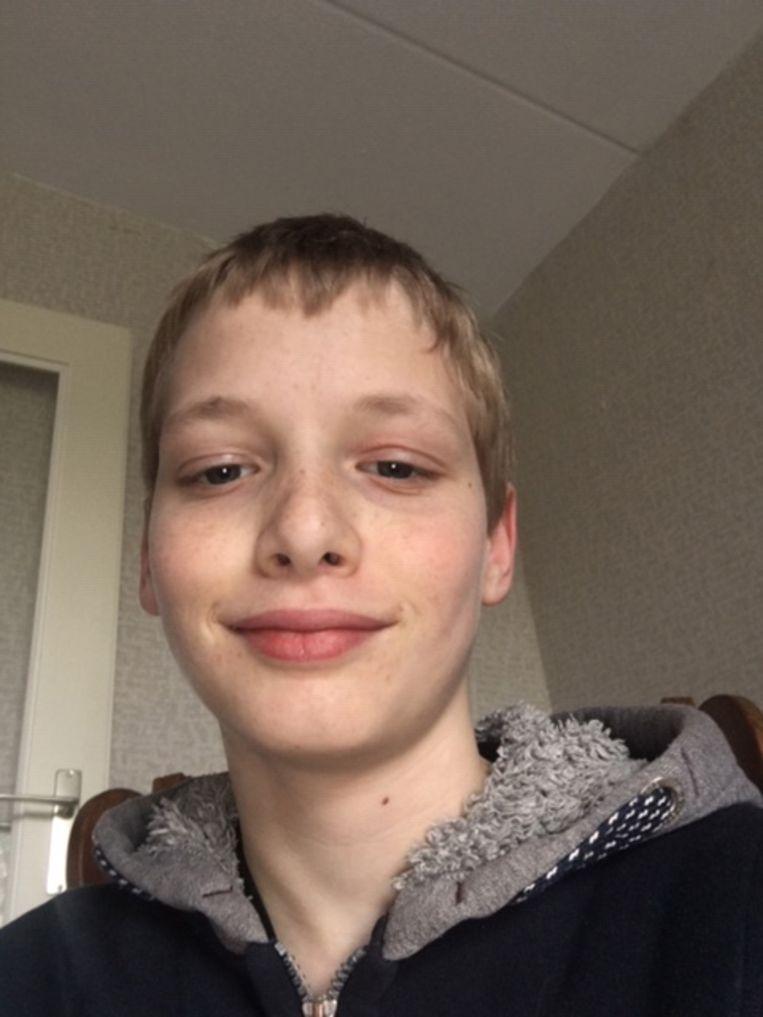 Gijs Dekker Beeld selfie