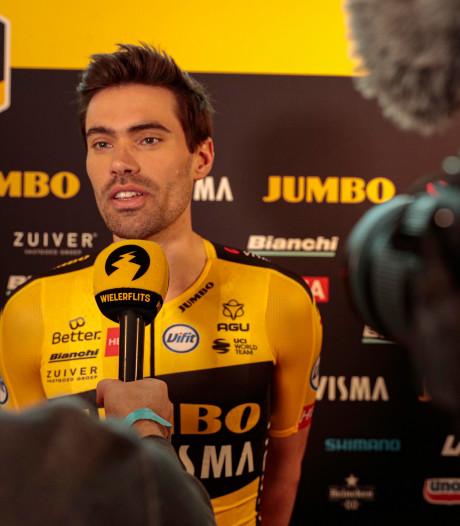 Tom Dumoulin débute sous ses nouvelles couleurs à Valence