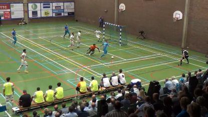 VIDEO: Zaalvoetbalclub Halle-Gooik zet vierde titel op rij luister bij met stevige overwinning en héérlijke doelpunten