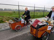 Rotterdammers kunnen binnenkort gratis met bakfiets of aanhanger grofvuil naar milieuparken brengen