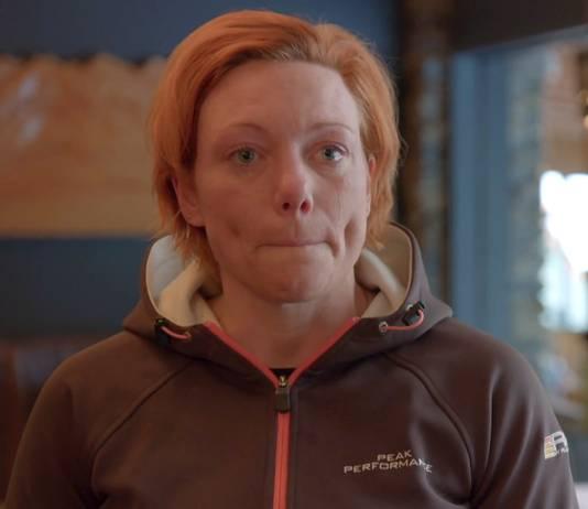 Marit is verbijsterd en teleurgesteld.